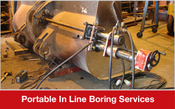 In Line Boring Services